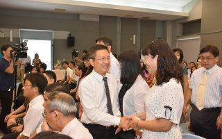 校长是地方学区的CEO  彰县调整校长职务