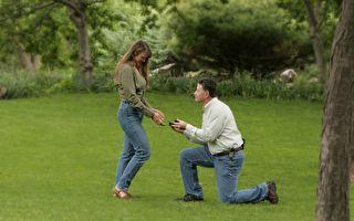 令人永生難忘求婚 成功的關鍵在於感動