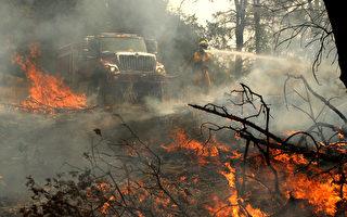 北加州卡尔大火夺6命 雷丁险情稍缓