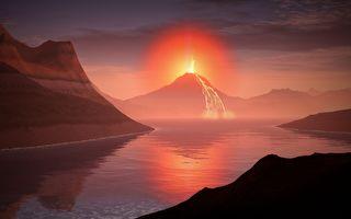 近距离记录熔岩流 场景震撼 你一定没看过