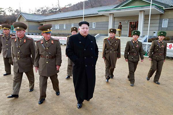 英媒:朝鮮科學家試圖克隆金正恩和士兵