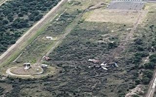 奇蹟!墨西哥航空墜機 乘客找洞逃生全數生還
