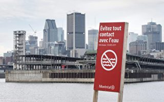 氣候變化 城市污水溢漏會越來越嚴重