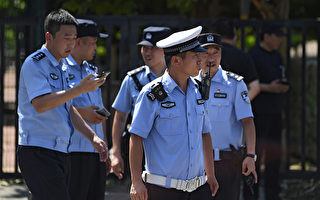 手机扫描仪 新疆式监控蔓延到北京上海