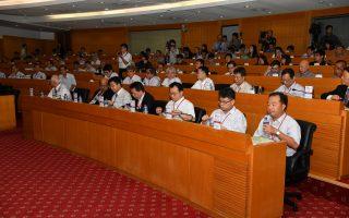 勞動部職安署與台塑 舉辦國際製程安全論壇