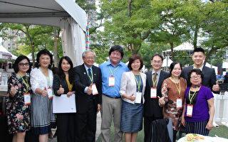 一場與菲律賓文化派對 台灣文化節登場多倫多