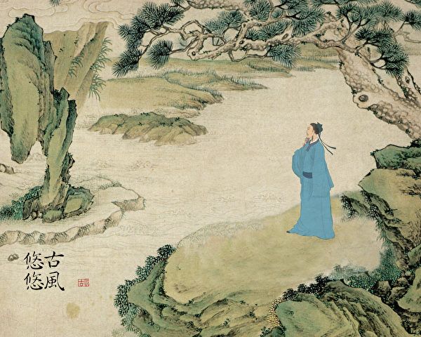 """晋朝时期,陶侃还没有显贵时,善于观相的师圭,曾对陶侃说:""""您日后一定会荣登公爵。""""后来陶侃官至八州都督,师圭之言果然应验。(晓韵/大纪元)"""