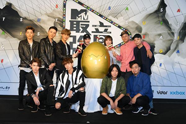 MTV《最強音》8月起跑 李佳薇邀請神秘好友
