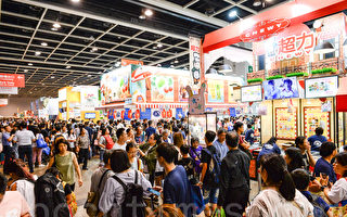 香港美食博览开幕商家盼生意升一成