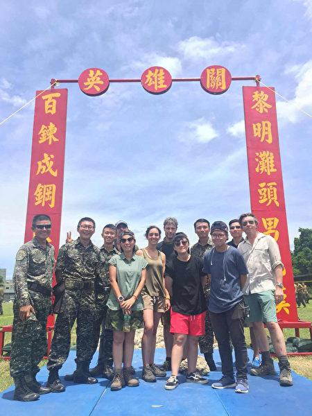 BBC團隊跟拍台灣蛙人訓練考驗 紀錄片首播