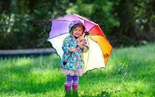 你,撐傘了嗎?