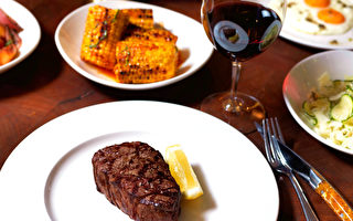 The Cut  Bar & Grill 悉尼最牛的慢火烤牛排