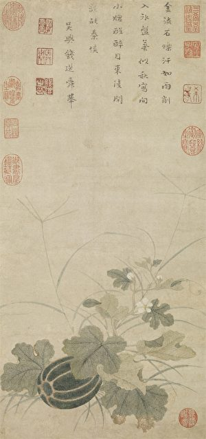 【文史】七月食瓜 华夏养生与处世智慧