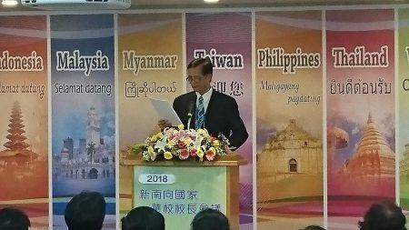 僑委會副委員長高建智表示,新南向成果逐漸展現,東南亞僑生赴台唸書比例大幅成長。