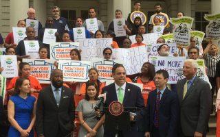 市議員推出紐約市建築物排放「效率藍圖」