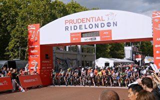 倫敦自行車賽 暢遊無車景點