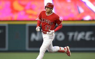 MLB大谷翔平10轰5盗 比肩贝比鲁斯