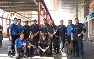 警大成立警犬研究社 培训训犬种子教官