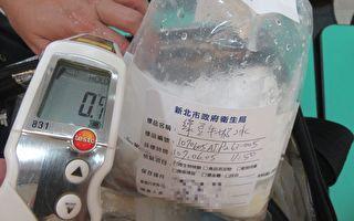 新北市抽验饮冰品 1件刨冰生菌数超标
