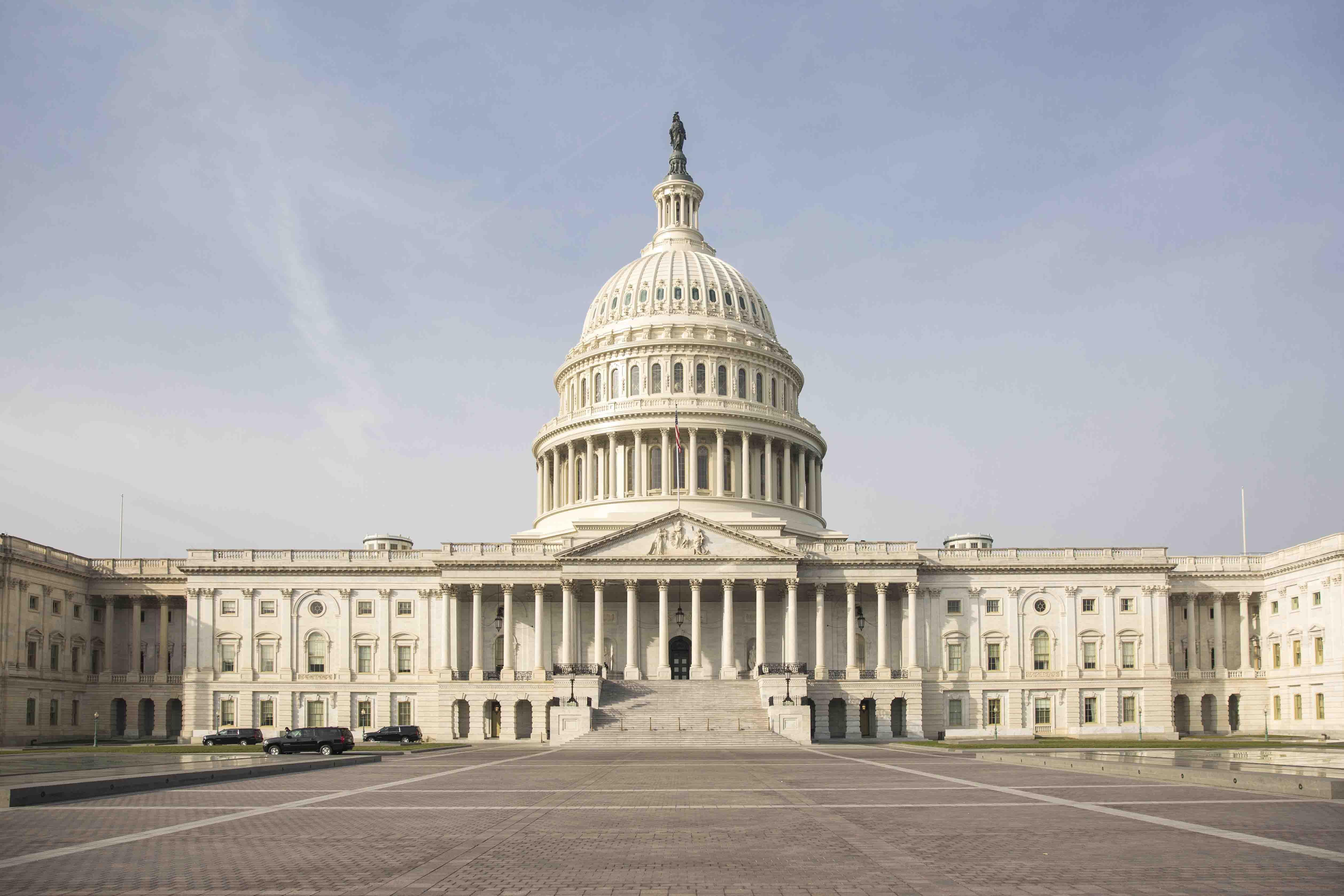 美參院將表決國防法案 顯兩黨對抗中共決心