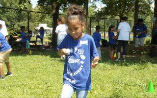 夏季奧林匹克日 近七百孩童參與