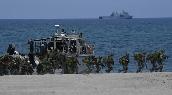 警惕中共海上擴張 美國升級印太策略