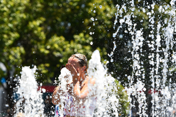 美國西南部本周末將出現「致命熱浪」
