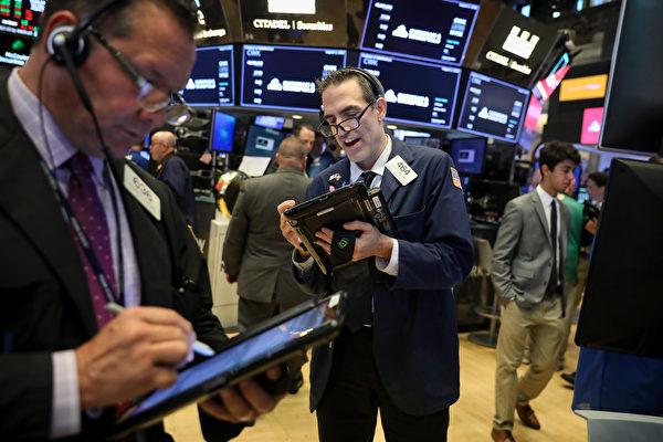 美股为何不受贸易战影响 美媒解析四原因