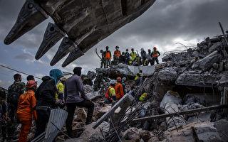 印尼地震死破百 5千人获救 中台游客无伤亡