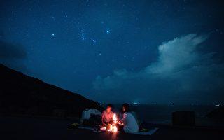 组图:英仙座流星雨如期而来 点亮多国夜空