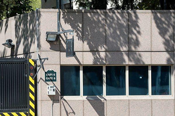 美国驻土耳其大使馆遇袭 枪手逃逸 动机未明