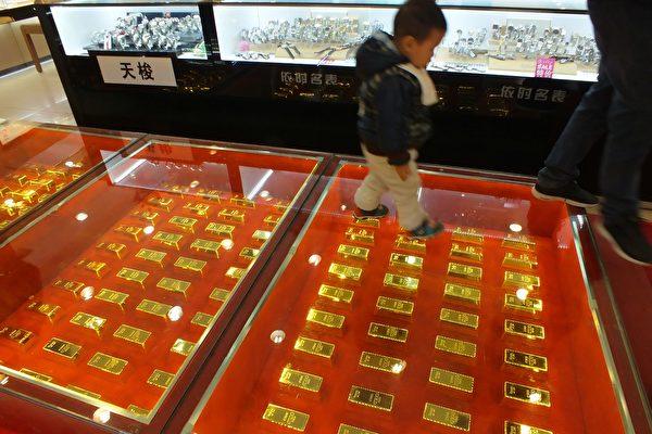大陸黃金造假再傳 建行金條能吸磁鐵