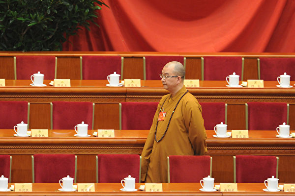 佛教僧眾被迫「跟黨走」 中共宗教管控升級