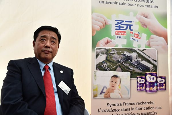 產品滯銷 中國聖元在法國的奶粉廠陷危機
