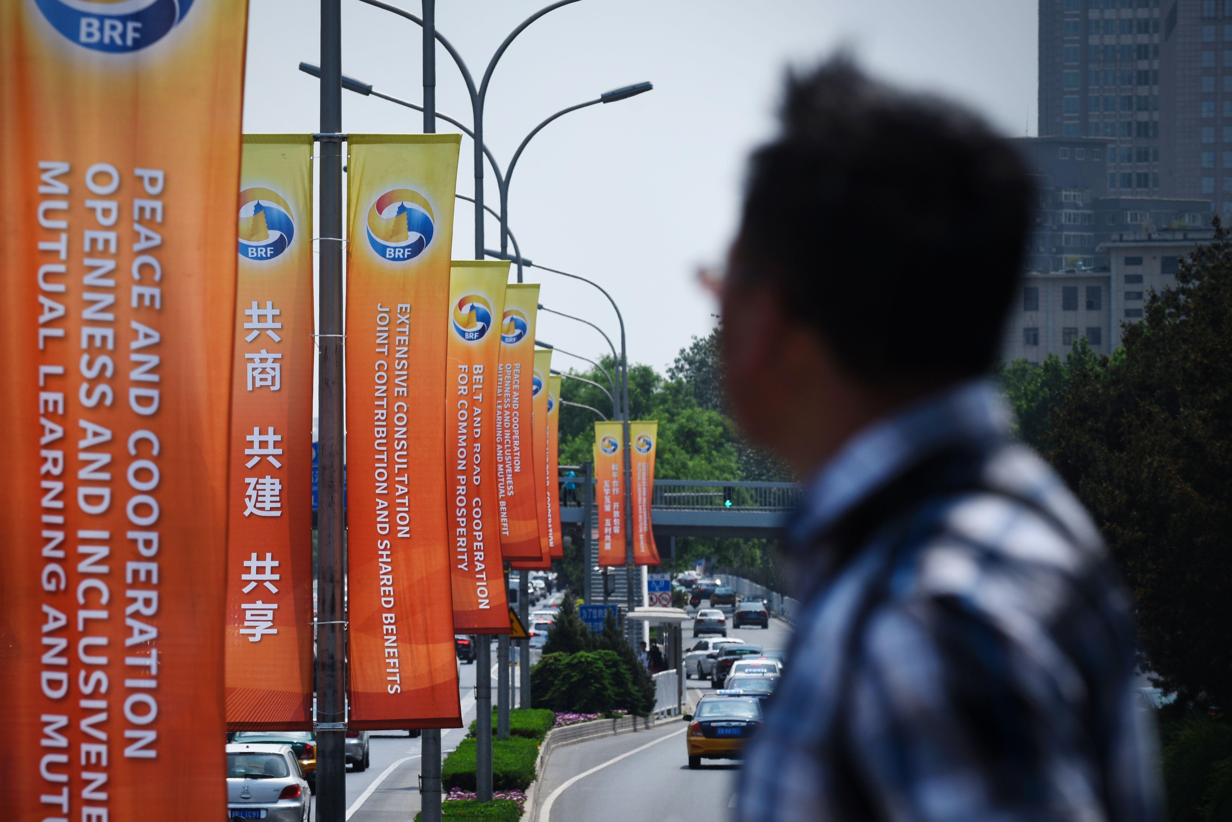中共一帶一路向全世界散佈污染