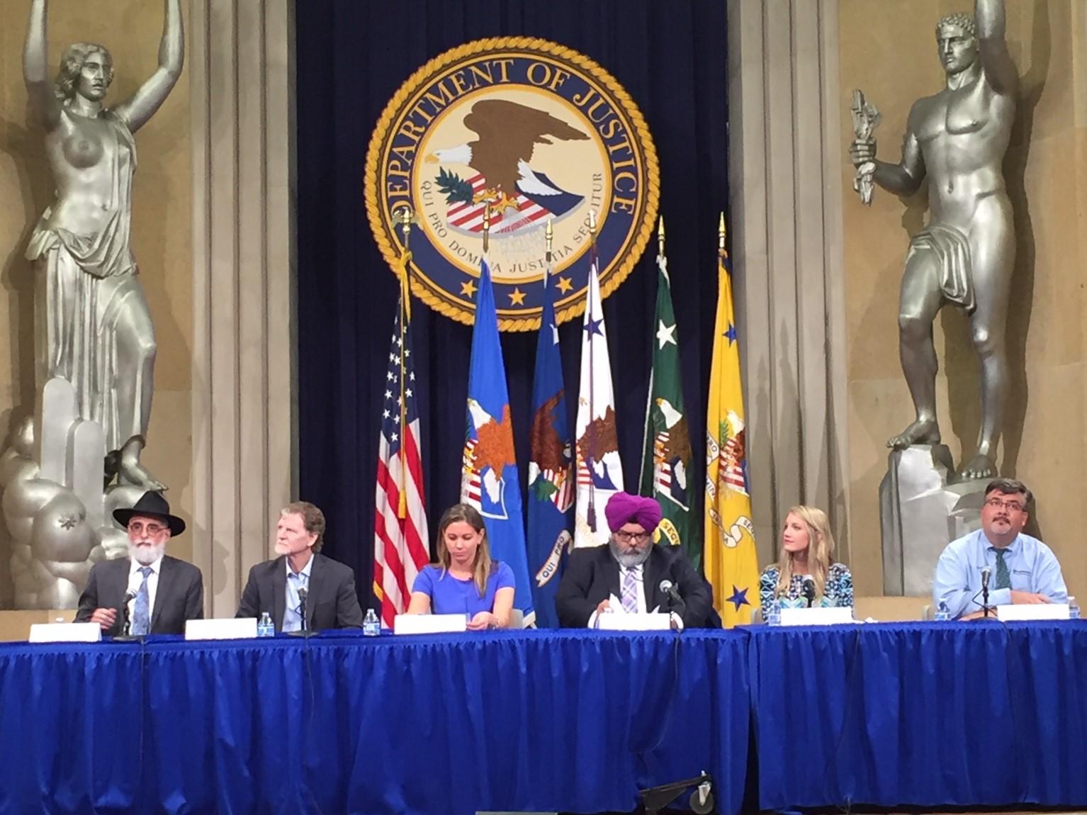 一周兩次峰會 美推進宗教信仰自由全球化