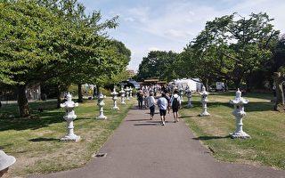 日本庭園祭:倫敦一角的浮世繪