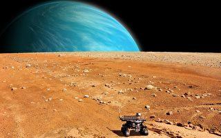 机器人3D打印助人类在火星安家