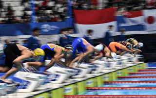 中国游泳选手沈铎亚运会施暴 韩方要求处罚