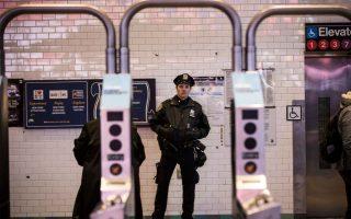 减轻警力负荷 纽约市不再抓地铁逃票
