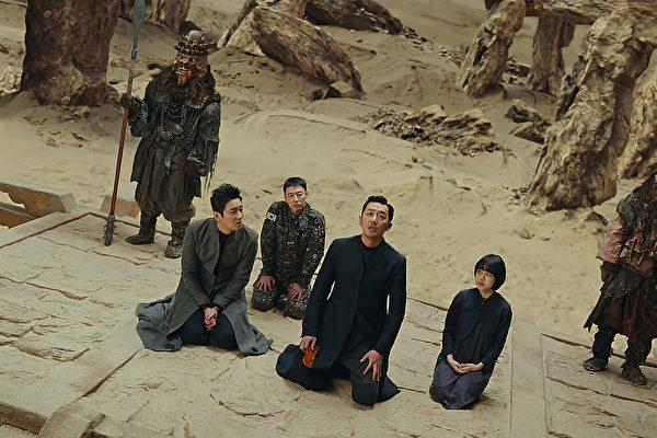 《与神同行:最终审判》全台票房6天破2亿