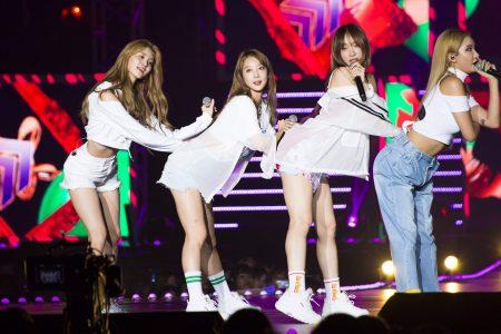 韩国偶像女团EXID