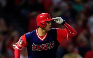 MLB大谷翔平开轰 苦主是韦兰德