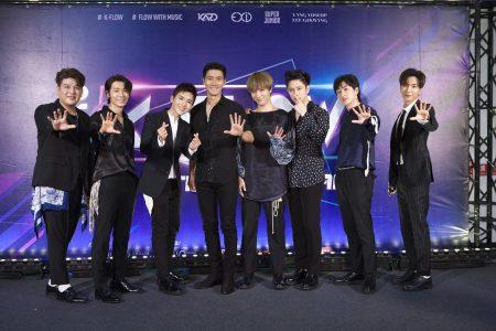 韩国偶像团体Super Junior