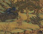 青綠山水與名作《江帆樓閣圖》(2)
