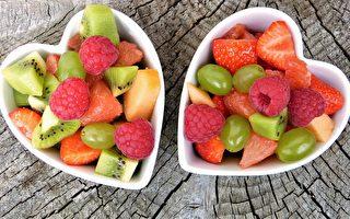 膳食纖維攝取太少 調查:吃水果增強順暢力