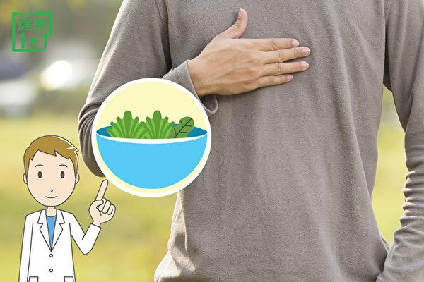胃食道逆流 中醫師2種蔬菜、藥膳就改善