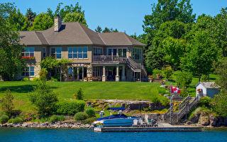 外國富豪青睞加拿大豪華度假屋