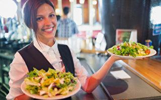 迎合素食者 加拿大快餐業力推素食餐