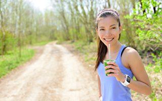跑得对吃得营养,瘦身效果好